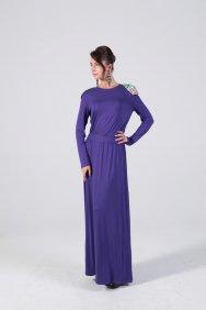 Apoletli Keyti Elbise