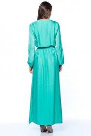 Jennifer Mint Gömlek Elbise