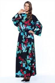 Kiraz Bahçesi Keyif Elbise