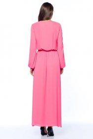 Jennifer Pembe Gömlek Elbise