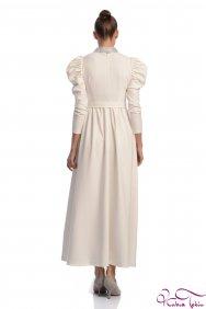 Beyaz Prenses Elbise