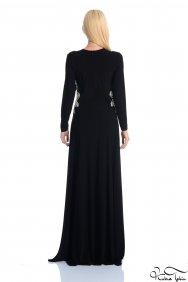 Kuğu Siyah Elbise