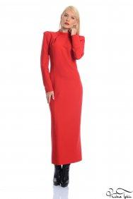 Marcelly Kırmızı Elbise