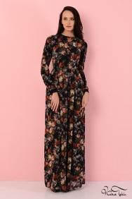 Romance Floral Elbise