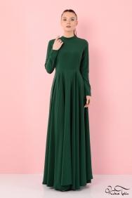 Molly Yeşil Elbise