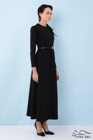 Alina Siyah Elbise