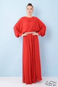 Nicole Kırmızı Elbise