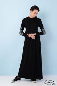 Olivia Kol Detaylı Elbise