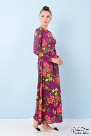 Alina Mor Patchwork Elbise