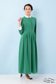 Carmen Yeşil Elbise