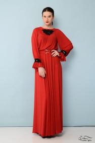 Romance Kırmızı Elbise