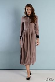 Carmen Gül Kurusu Elbise