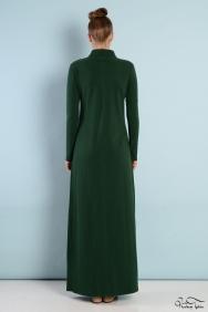 Roos Yeşil Elbise