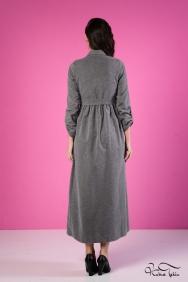 Beliz Gri Elbise