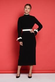 Brisa Siyah Elbise