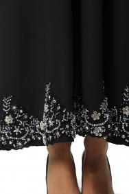 Fiona Siyah Elbise