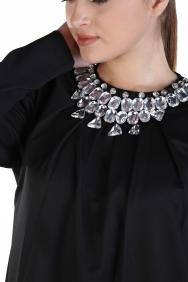 Angel Siyah Elbise