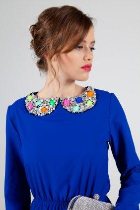 Diamond Maksi Elbise KT 1013