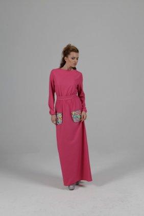 Begüm Maksi Elbise