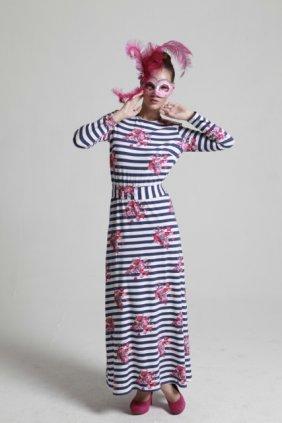 Bahar Keyti Elbise