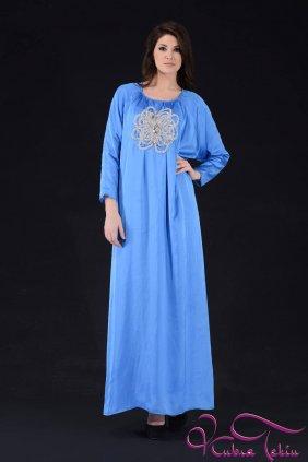 Bella Mavi Elbise