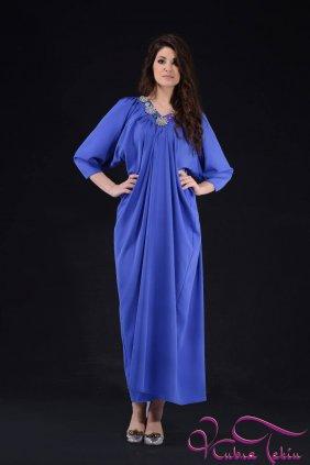 Kerry Mavi Elbise
