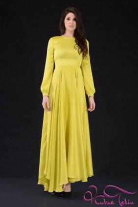 Sindy Sarı Elbise