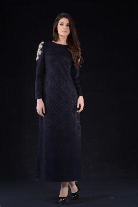 Ashley Siyah Elbise