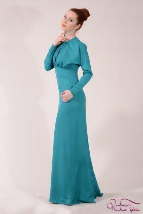 Stella Yeşil Elbise