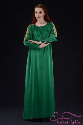 Bella Yeşil Elbise