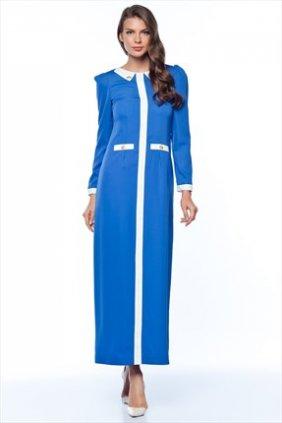 Jasmine Mavi Elbise
