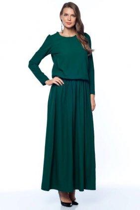 Yeşil Keyif Elbise