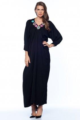 Kerry Siyah Elbise