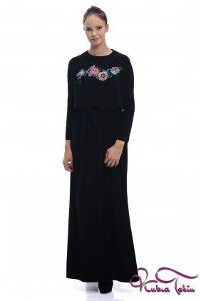 Sindy Nakışlı Elbise