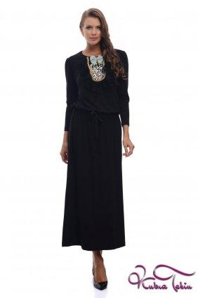 Olivia Siyah Elbise