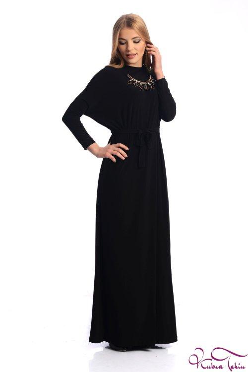 Sindy Siyah Elbise