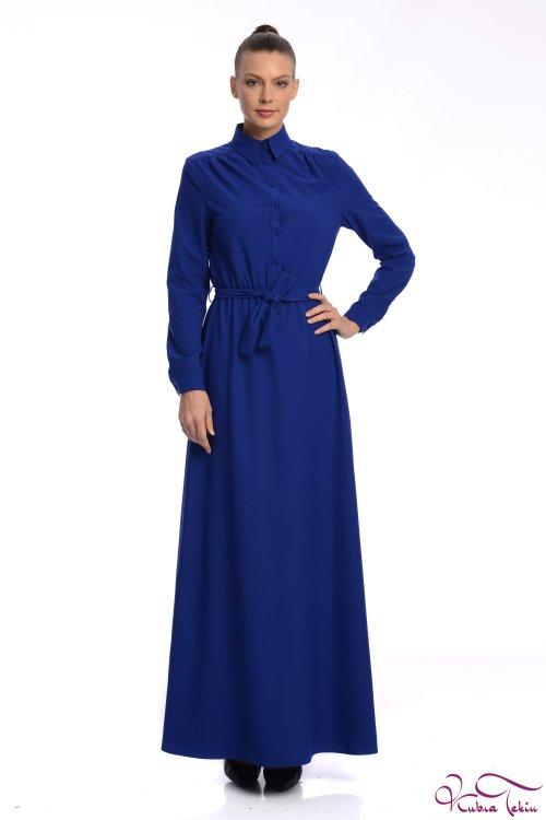 Penelope Saks Gömlek Elbise