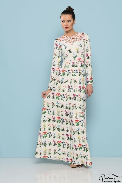 Givency Beyaz Elbise