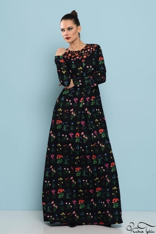 Givency Siyah Elbise