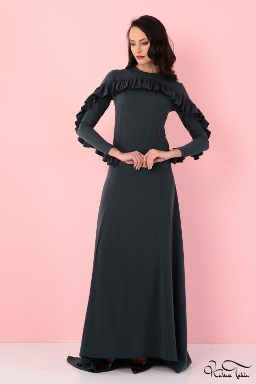 Loveless Buğulu Elbise