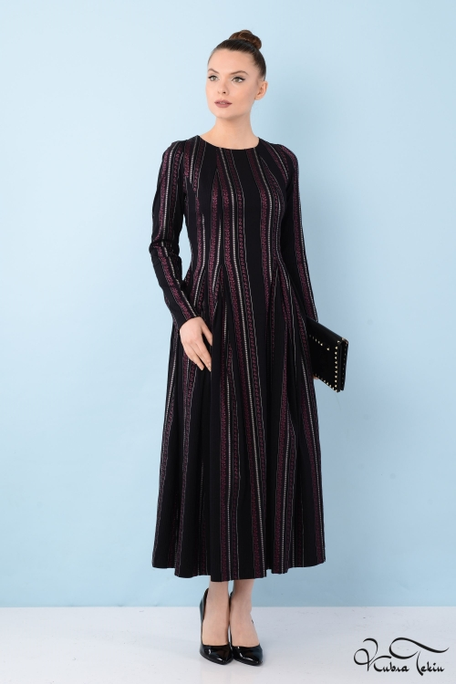 Merve Siyah Elbise