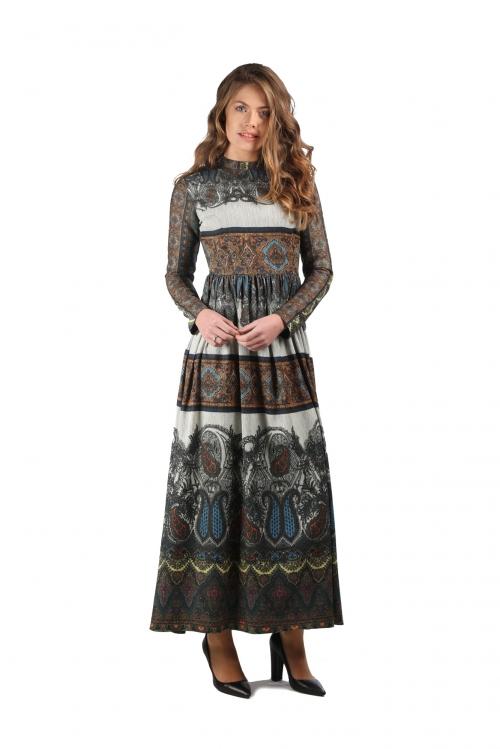 Molly Ortaçağ Elbise