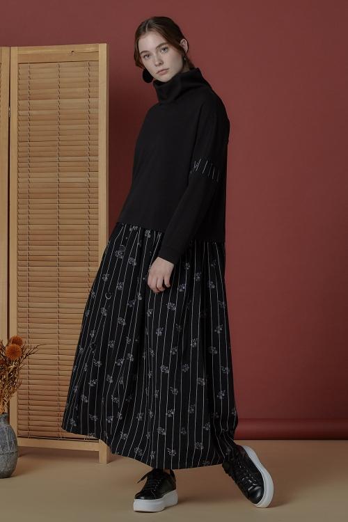 Arya Siyah Elbise