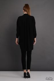 Scarlett Rönesans Siyah Gömlek