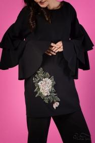 Nolita Siyah Tunik