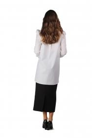 Fiona Beyaz Gömlek
