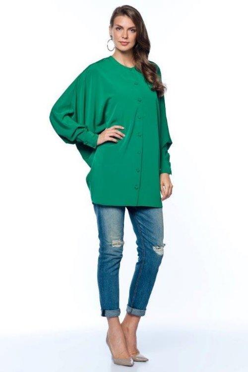 Yeşil Y Gömlek