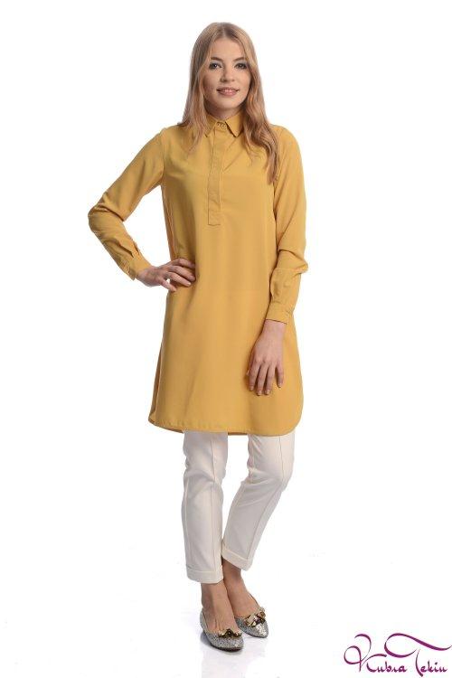 Sara Sarı Gömlek
