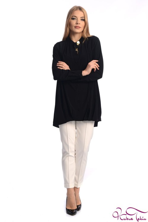 Sofi Siyah Gömlek