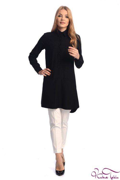 Tiffany Siyah Gömlek